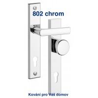 Bezpečnostní kování 802 Cr Fab 90