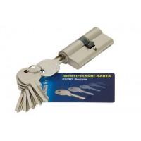 Bezpečnostní vložka EURO Secure 30/35  6 klíčů