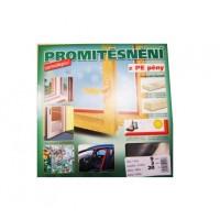 Okenní těsnění 9x3 mm PROMI